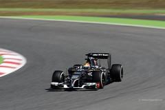 21 Gutiérrez - Sauber C33 . BCN F1 Test Days 2014 8505e (antarc foto) Tags: esteban gutiérrez mex sauber c33 ferrari 0593 f1 team che formula test days bcn 2014 circuit de barcelona catalunya formula1 formulaone formulauno racing race races motorsport testdays