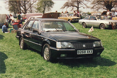 Vauxhall Senator - B268 XKX (Andy Reeve-Smith) Tags: gm senator bedfordshire luton vauxhall generalmotors lutonhoo lutonboroughcouncil mayoralcar lutonclassiccarshow