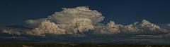 Explosive (Steven Maguire Photography) Tags: arizona clouds skyscape landscape monsoon mountian cochisecounty monsoonstorms