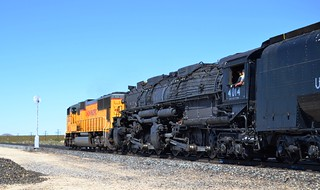 Union Pacific Big Boy 4-8-8-4 No. 4014