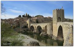 Besal (Gerona) 2014-03_02 puete romano (ferlomu) Tags: medieval catalua gerona puenteromano besal ferlomu