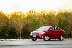 ..     (Toyota Saudi Arabia) Tags: auto 3 sedan canon mark toyota 5d jeddah yaris mark3 markiii