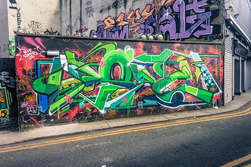 STREET ART IN DUBLIN - SNAPSHOT 31 MAY 2014