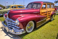 L.A. Wood (dmentd) Tags: 1948 pontiac woodie