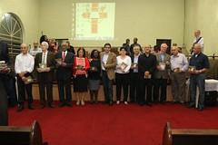 07.06.2014 - Ceia de Oficiais e Comemoração ao Dia do Pastor - ICPBB - Sede