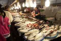 Fish Market in Taiwan (dalenolanjr) Tags: ocean fish market culture taiwan taichung taiwanese