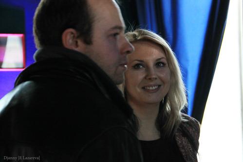 Женя Лазарева