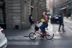 .. 140314_street_rambla (29) Fuji x100 (Funesphoto) Tags: barcelona streetphotography rambla bicibike tipoenbici bernadellcom 140314streetrambla29fujix100