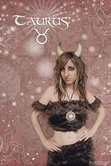 Taurus (Marta Monlen) Tags: woman mujer nikon autorretrato taurus toro selfie tauro piel zodiaco fantasa horscopo nikond700 fantasee