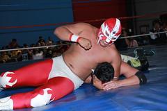 IMG_9279 (Black Terry Jr) Tags: mask wrestling terry mascara virus lucha libre fishman guerrero cmll