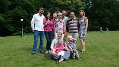 DSC01176 Fam Annie en Gerard Hagen 2 (jos.beekman) Tags: familie hagen 2014 reunie twello wezelanden