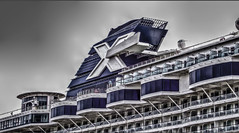 Have you got the X-Factor? (Dave McGlinchey) Tags: cruise sea liverpool ship ships cruiseship mersey merseyside celebrityinfinity princesdock haveyougotthexfactor celebrityxcruise