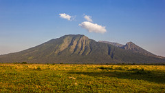 Baluran Mountain
