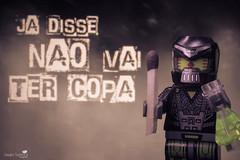 327/365 Dias (Sergio Santos Jr) Tags: toy lego minifigures 365days 365dias evilmech naovaitercopa