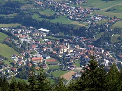 Small Austrian Town in the Brenner Valley (saxonfenken) Tags: buildings austria town village rooftops fromabove steinach bigmomma 6965 pregamesweep 510day4 6965city