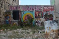 Haifa Streets (37) (Chasing Ghosts LDN / MELB) Tags: streetart photography israel screen warehouse printing ghosttown ghosts haifa shiz chasing keos chased gingie chasingghosts brokenfingaz chasinghosts haifagraff haifagraffiti thewarehousehaifa