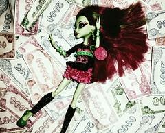 VENUS (D_O_P_E_L) Tags: monster high doll venus mh mattel mcflytrap