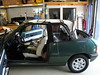 05 Peugeot-205-Verdeck dgb Montage 03