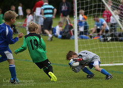Saved (fish95th) Tags: childhood children football soccer youthfootball canon6d under7football tefnon75205mmf38