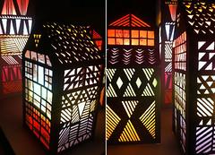 Mathilde Nivet: Paper Designer (MyOwlBarn) Tags: paper sculptures thtredevanves paperowl mathildenivet julesandjimhotel paperdesigner