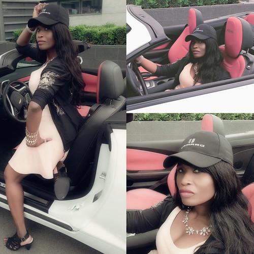 Queen Sabine Camaro Drive