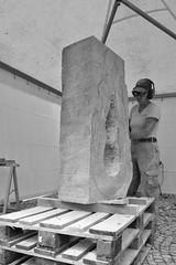 BHS2014_FMBE_006 (andares52) Tags: sculpture art festival schweiz switzerland suisse suiza kunst svizzera symposium bildhauerei bildhauer kantonbern sculpturefestival bürenanderaare cantonofberne