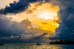 Maldives Sunrise (Constance Halaveli Resort & Spa)