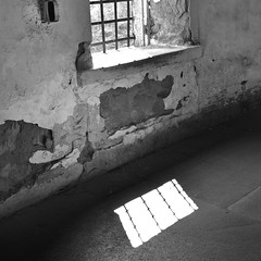 Eastern State Penitentiary (romeos115) Tags: light window alone prison jail confinement