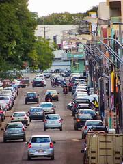 Avenida Brasil em Ivaipor no Paran (Mauricio Portelinha) Tags: