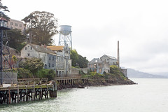 Alcatraz (Jelle Drok) Tags: sanfrancisco california usa ferry us unitedstates creativecommons alcatraz amerika jelledrok