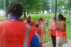 Community Monitors - Briefing 1 at Simmer Down 2014