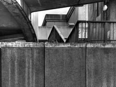 Old Birmingham Library 3 (alanhitchcock49) Tags: old 30 architecture concrete birmingham library july brutalist 2014