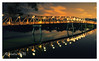 Reflections (deslee74) Tags: bridge reflection night yahoo google nikon singapore flickr punggol 24mm d800 bestcapturesaoi