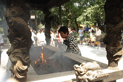Fogo e fé (jubirubas) Tags: china shanghai