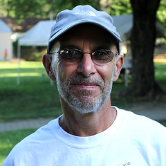 Outdoor School teacher/naturalist Mike Weiss