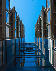 Balconies (Mike Kniec) Tags: abstract building manchester balcony balconies minimalism minimalist