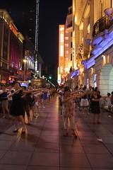 Nanjing Road (jubirubas) Tags: china shanghai