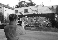 Weezy Flexin' (Rodosaw) Tags: chicago graffiti d30 weezy wyse