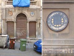 ... Cagliari (BaBo Raino Archive) Tags: sardegna italien italy signs schilder sign italia schild faded forgotten schrift foundtype cagliari casteddu sardigna