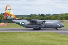 4144 RIAT Fairford 6 July 2016 (ACW367) Tags: 4144 lockheed100 hercules pakistanairforce riat fairford