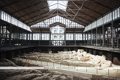 Barcelona City History Museum (Naomi Rahim (thanks for 3 million visits)) Tags: barcelona spain españa europe europa 2016 travel travelphotography nikon nikond7200 wanderlust architecture roman romanempire ruins preserved museum barcelonacityhistorymuseum