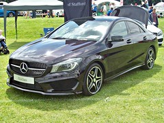 1016 Mercedes CLA (C117) (2014) (robertknight16) Tags: mercedes german 2010s cla c117 lichfield