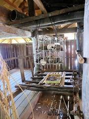 Headhouse, Annah Rais Village (Travolution360) Tags: malaysia sarawak annah rais headhouse borneo longhouse tribal tradition skull headhunters