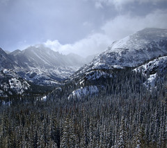 rocky mountains (Lars L. Iversen) Tags: rocky mountains