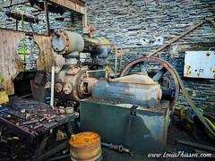 2017-03-02 17.19.44 (Louis Thissen) Tags: ardoiserie martelange urbex abandonne usine ardoise pierre traitement wallonie belgique