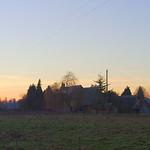 The Pasture At Sunset thumbnail