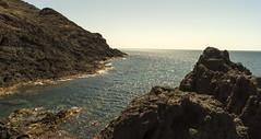_DSC0554 (Nicou !) Tags: cabo de gata almeria playa sun beach costa sol sony a68 rocas arrecife las sirenas casa escaleras