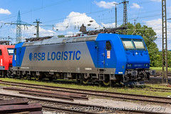 185 526-1 (Thomas Naas Photography) Tags: basel bad bf schweiz switzerland eisenbahn railways zug züge lokomotive outdoor fahrzeug rhein cargo bombardier traxx f140 ac1 train