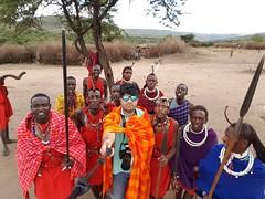 Masai Mara Village, Kenya (Aoon Mujtaba) Tags: traveller traveldiaries travelblogs travelling travels travel travelphotographer blogger worldtour wildlife wildness masaimara africa kenya amp