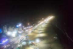 Indian Night KAP Visakhapatnam (Wind Watcher) Tags: purple windwatcher kap india levitation light delta kite visakhapatnam andhra pradesh beach